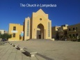 Lampedusa Church red 2
