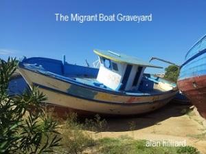 migrant boat graveyard red