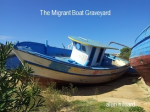 migrant boat graveyard red